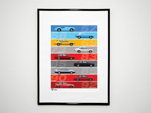 South African Specials - Limited Edition Print (A2)