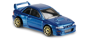 Hot Wheels 1998 Subaru Impreza 22B STI