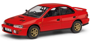 Subaru Impreza Turbo UK Type D (Corgi Vanguards 1:43)