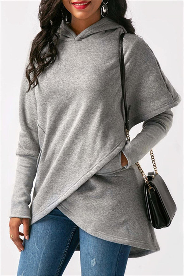 Plus Size Thickened Hoodie