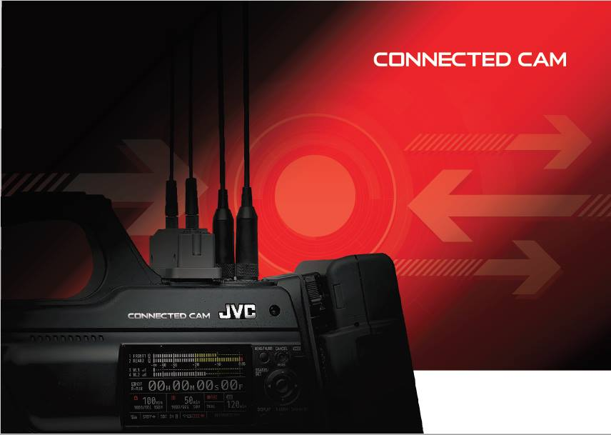 JVC Lauch new Connected Cam