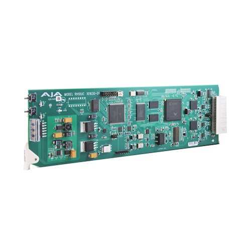 AJA-RH10UC HD up-converter 10-bit SDI to HD-SDI