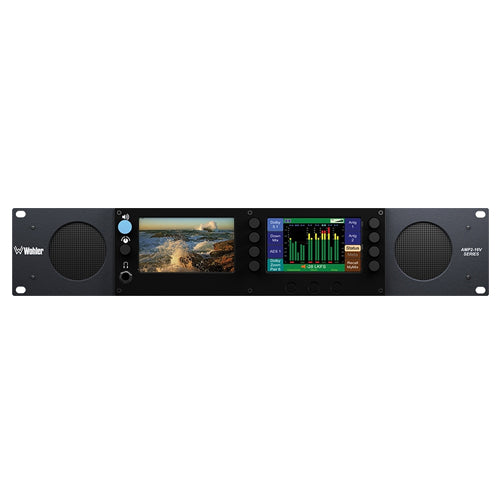 Wohler AMP2-16V-M Audio with Video Monitor
