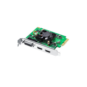 Blackmagic Intensity Pro 4K (requires 4 lane PCIE)
