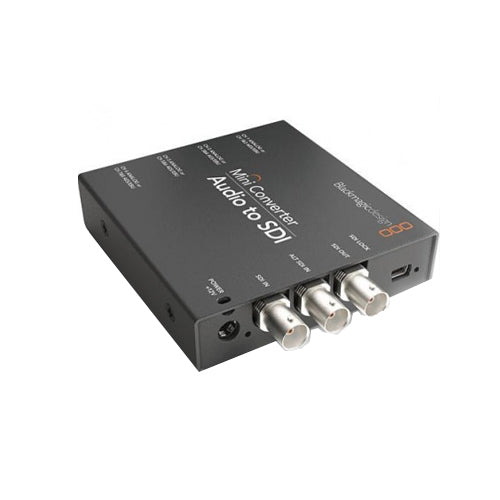 Blackmagic Mini Converter - Audio to SDI 2