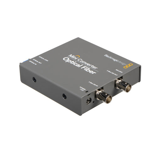 Blackmagic Mini Converter - Optical Fibre