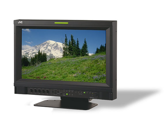 JVC DT-V17G2 17 Inch HD LCD Broadcast Grade Monitor