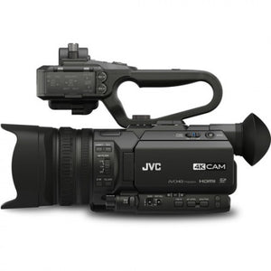 GY-HM180E  4KCAM Handheld Camcorder