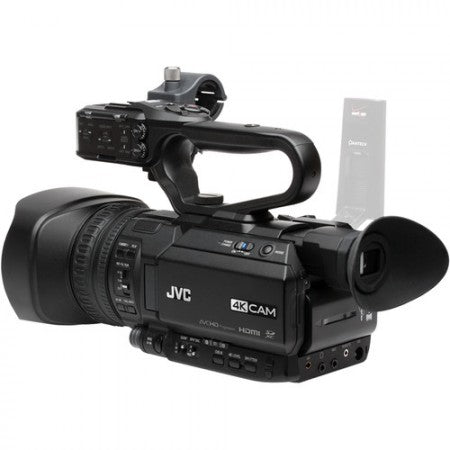 JVC GY-HM250E 4KCAM Live Streaming Camcorder