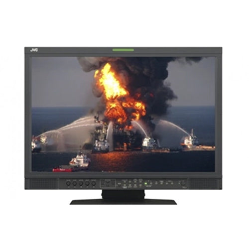 JVC 24 inch HD LCD Broadcast grade Monitor DT-V24G2EAT
