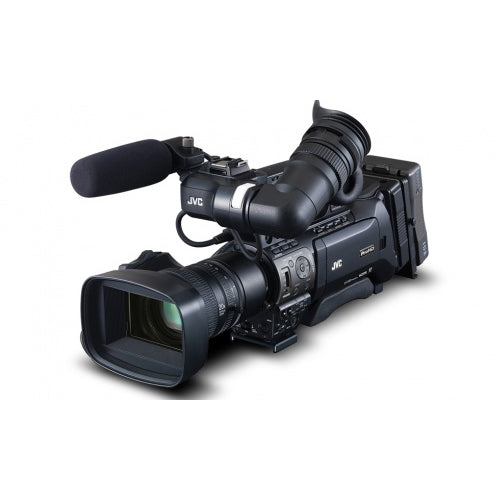 JVC GY-HM850E Full HD shoulder-mount  ENG streaming Camcorder