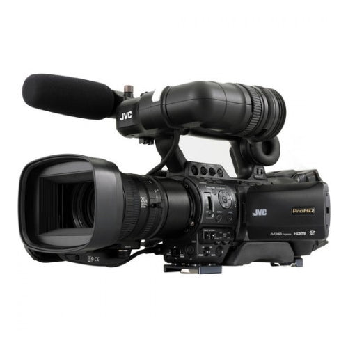 JVC GY-HM890E Full HD shoulder-mount Streaming ENG/studio Camcorder