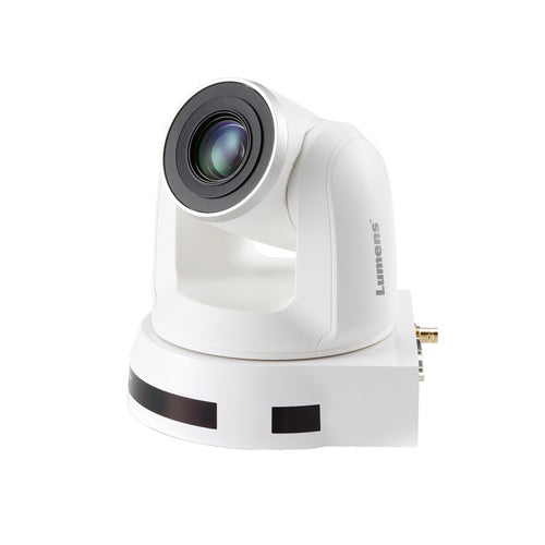 Lumens PTZ Cameras VC-A50PW 20x Optical Zoom IP/3GSDI/HDMI PTZ Camera - White