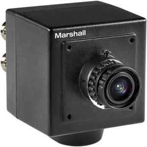 Marshall CV502-M 2.5MP 3G-SDI Compact Progressive Camera with 3.7mm Lens