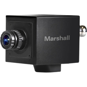 Marshall CV505-MB 2.5MP 3G-SDI Compact Broadcast Compatible Camera with 3.7mm Lens