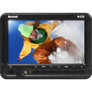 "Marshall M-CT6-NEL15 6.2"" TFT LCD HDMI LED Backlight Camera Top Monitor"