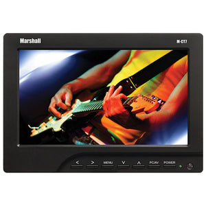 "Marshall M-CT7-C511 7"" TFT LCD HDMI LED Backlight Camera Top Monitor"