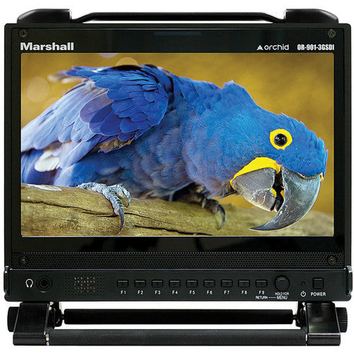 Marshall OR-901-3GSDI Rack Mountable Camera-Top LCD Field Monitor