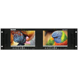 Marshall V-MD72-HDSDIX2 Dual High Resolution LCD Monitor (7