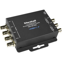 Marshall VDA-106-3GS 1x6 3G/HD/SD-SDI Reclocking Distribution Amplifier
