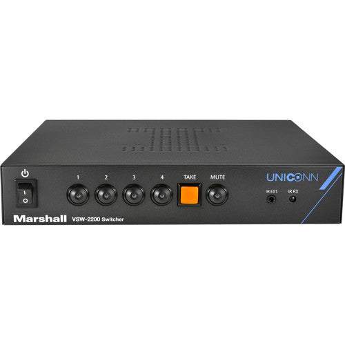 Marshall VSW-2200 4x1 Seamless Switch