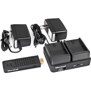 Marshall WP-2S Wireless HDMI Transmitter Receiver System