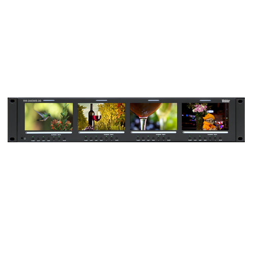 Wohler RM-2443WS-3G Video Monitor