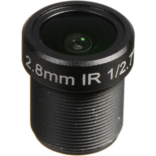 Marshall CV-4703.6-3MP 3.6mm 3MP F2.0 MP M12 Mount for CV502/CV505/CV565/CV225 cameras