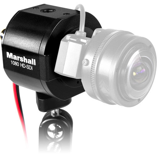 Marshall CV343-CSB 2.5MP 3G-SDI/Composite Compact Broadcast Compatible Camera