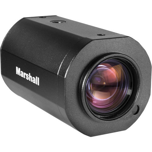Marshall CV350-10XB Compact 10x HD Zoom Block Camera