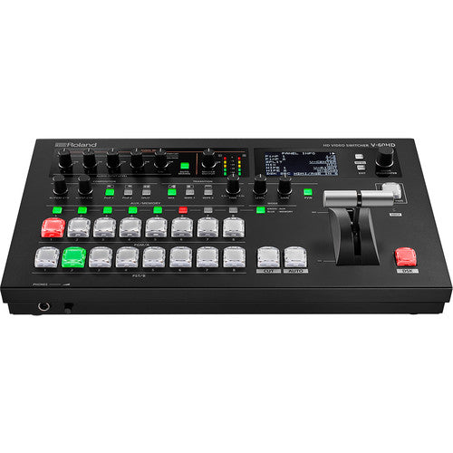 Roland V60HD 6 Channel HD AV Switcher with SDI  HDMI and RGB formats