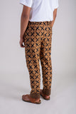 Traditional Black Batik Pants