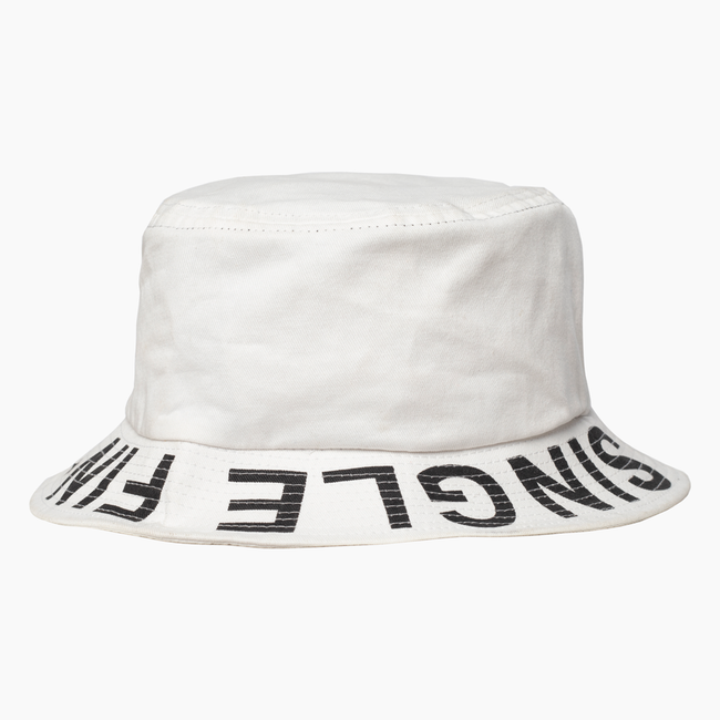 Channel Bucket Hat
