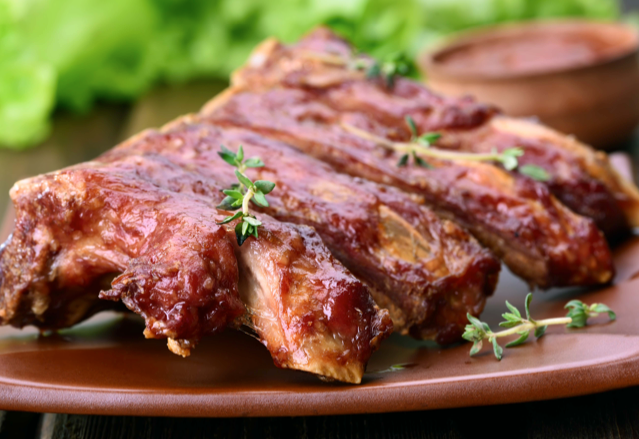 Pressure Cooker - Baby Back Ribs