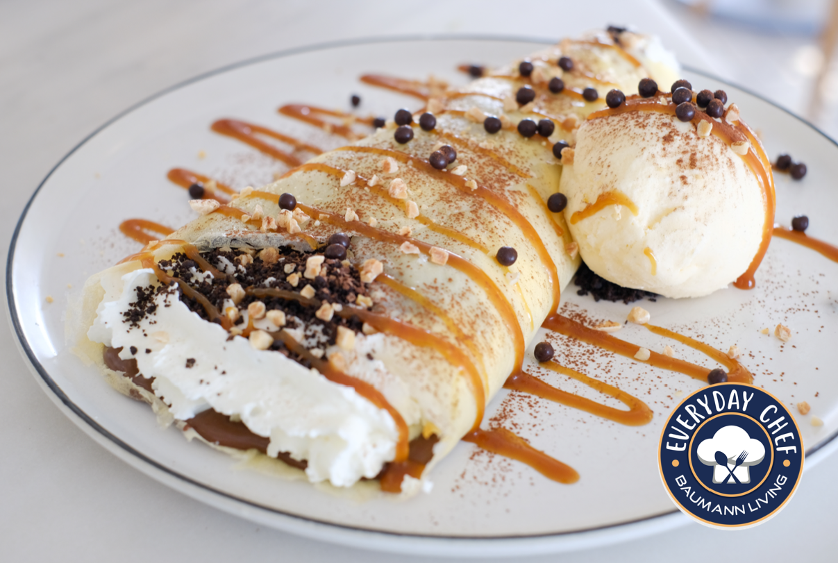 Banoffee Crepes