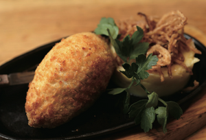 Digital Air Fryer - Chicken Kiev