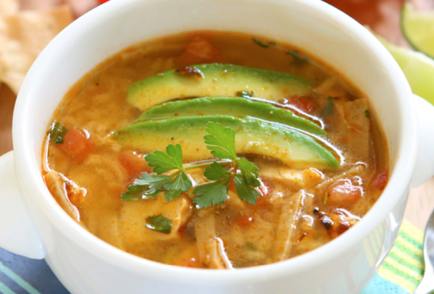 Pressure Cooker - Chicken Tortilla Soup
