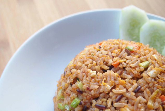 Pressure Cooker - Healthy Fried Rice
