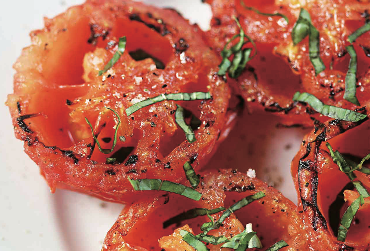 Digital Air Fryer - Roasted Tomatoes