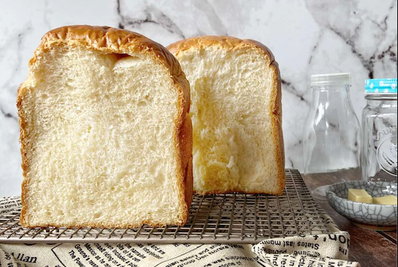 Bread Maker - Japanese Milk Bread