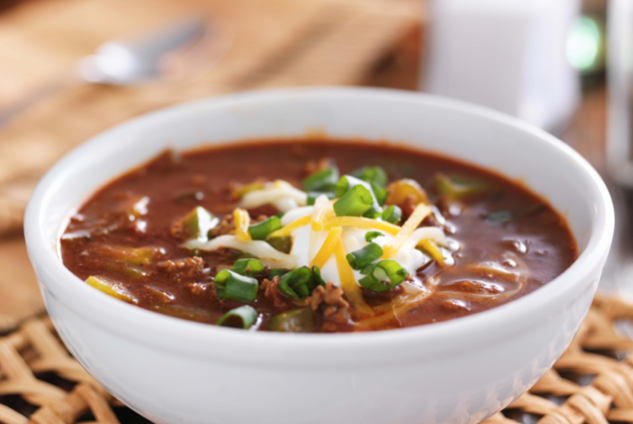 Pressure Cooker - Simple Southern Chili