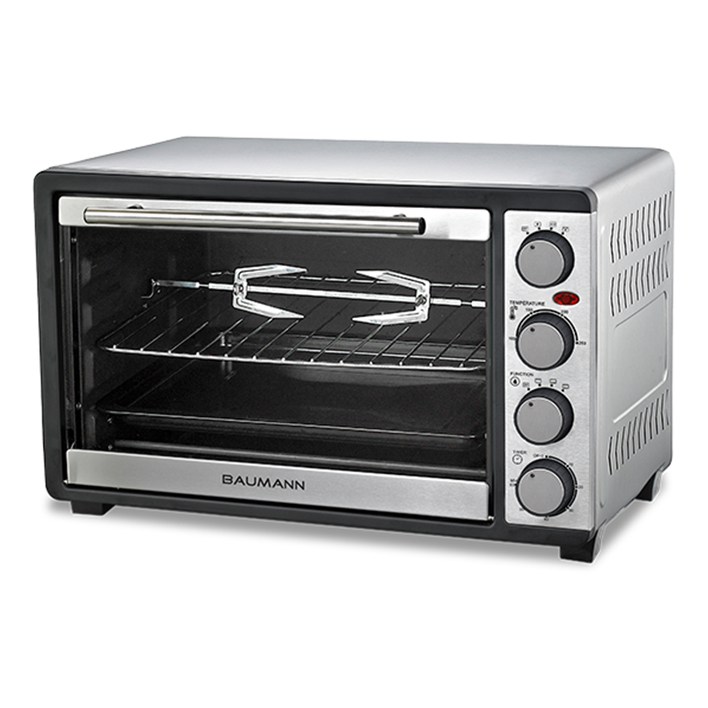 30L Convection & Rotisserie Oven
