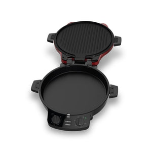 3-in-1 Grill+Skillet Pizza Maker