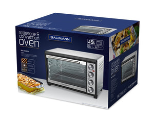 45L Convection & Rotisserie Oven