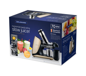 Horizontal Slow Juicer