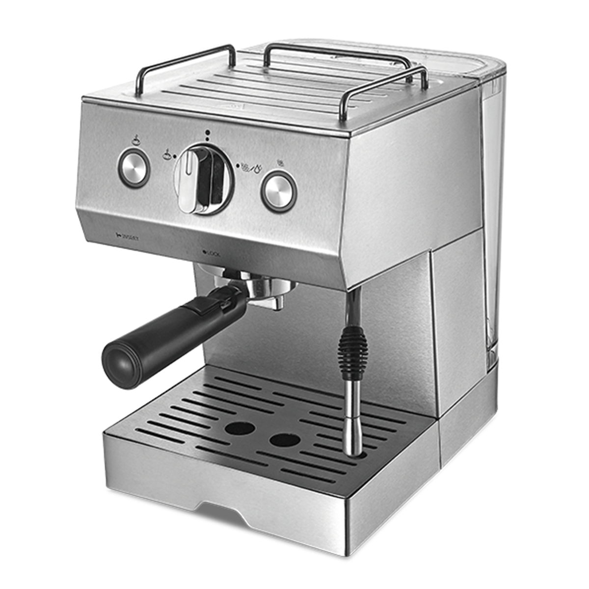 Espresso Machine with Milk Frother