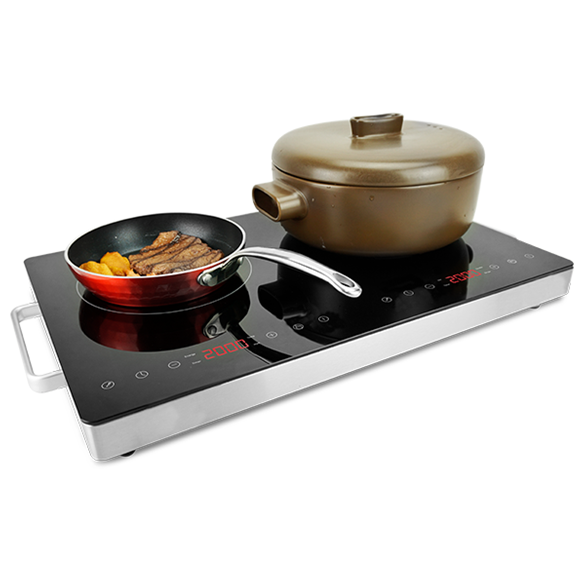 Induction & Infrared Ceramic Cooker