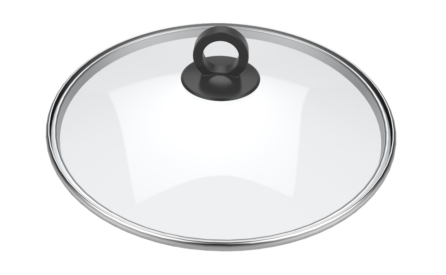 BM-DGW60280A Duo Slow Cooker Tempered Glass Lid