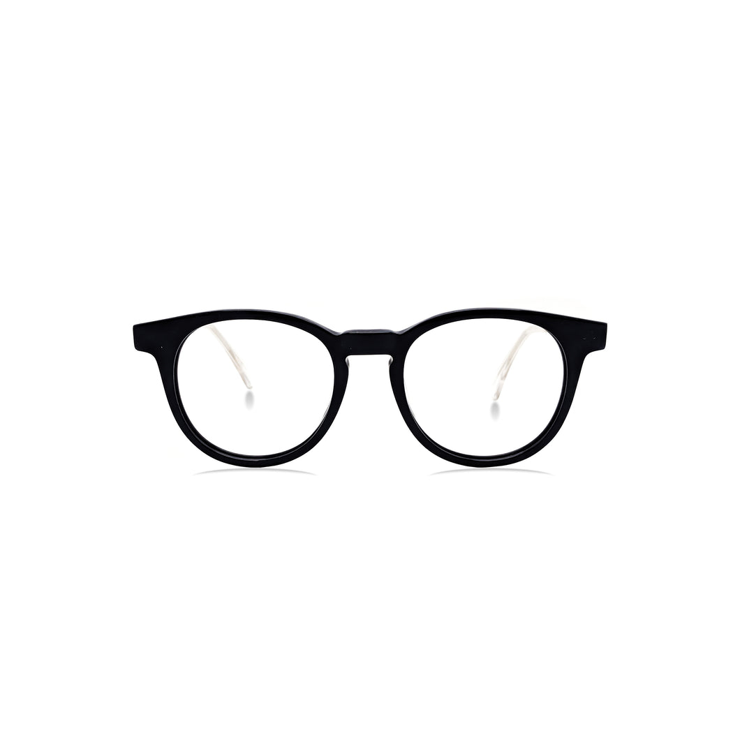 Nicolai / Navy & Red C3: Ultra-Fine Acetate