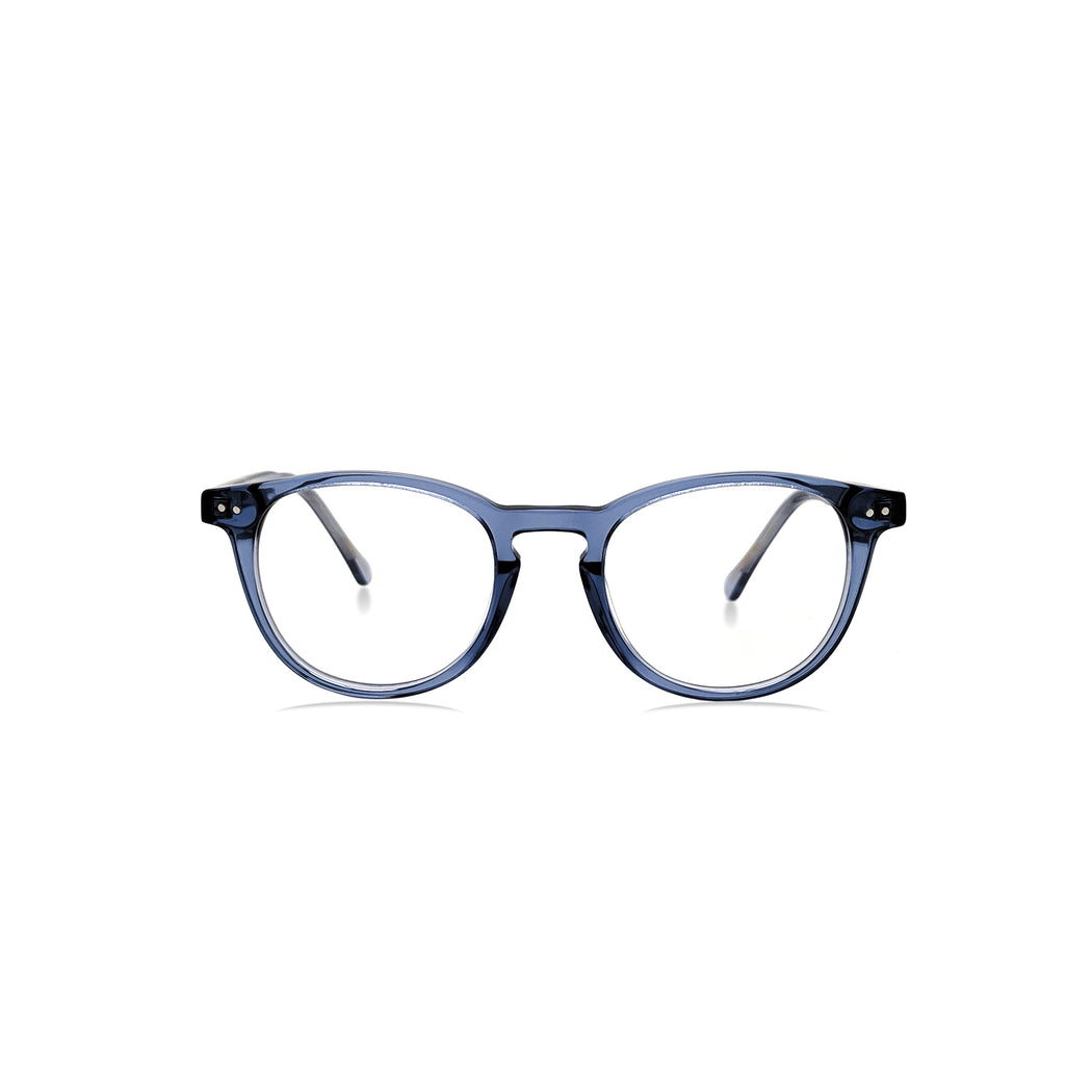 Orla / Crystal Blue C4: Ultra-Fine Acetate